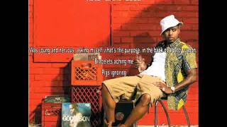 Nas Ft Anthony Hamilton - World's An Addiction (Lyrics On Screen)