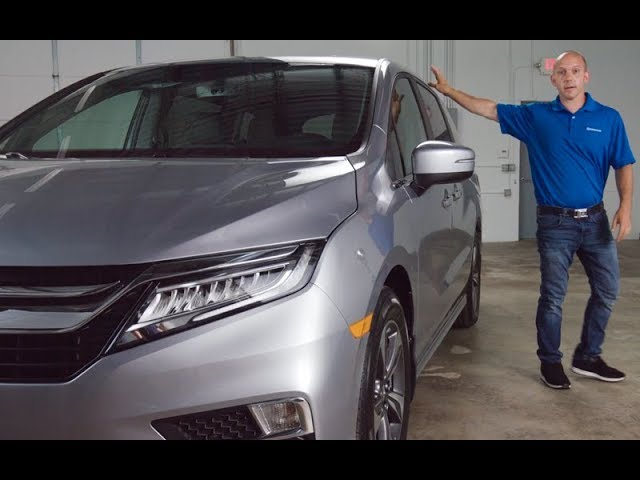 2018 Honda Odyssey Tips & Tricks: Walk Away Auto Lock