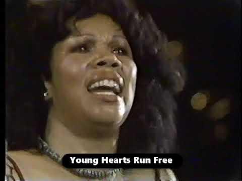 Candi Staton Young Hearts Run Free Live 1976