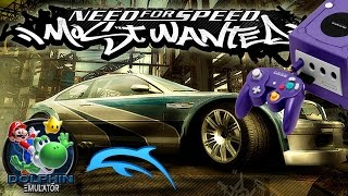 Need For Speed Most Wanted de Gamecube en Android con Emulador Dolphin 5.0 Test