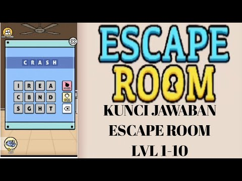 Kunci Jawaban Escape Room Guru Galeri