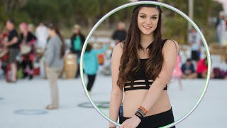 Beautiful Hooper Sabrina Nicole - Siesta Drum Circle  in 4k UHD