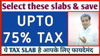 NEW INCOME TAX RATE: INCOME TAX SLABS FY 2020-21, Which TAX SLAB is better | Income Tax Deductions