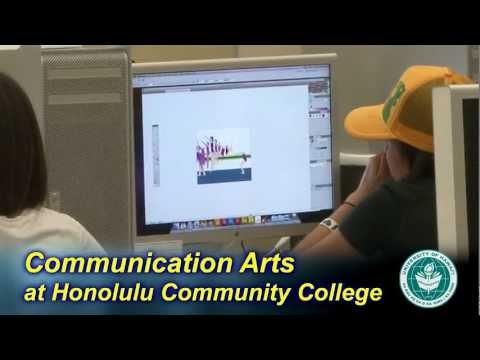 Communication Arts at Honolulu Community College