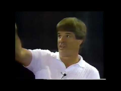 Pete Rose - 1985 Phil Donahue Show - 4192 Hits