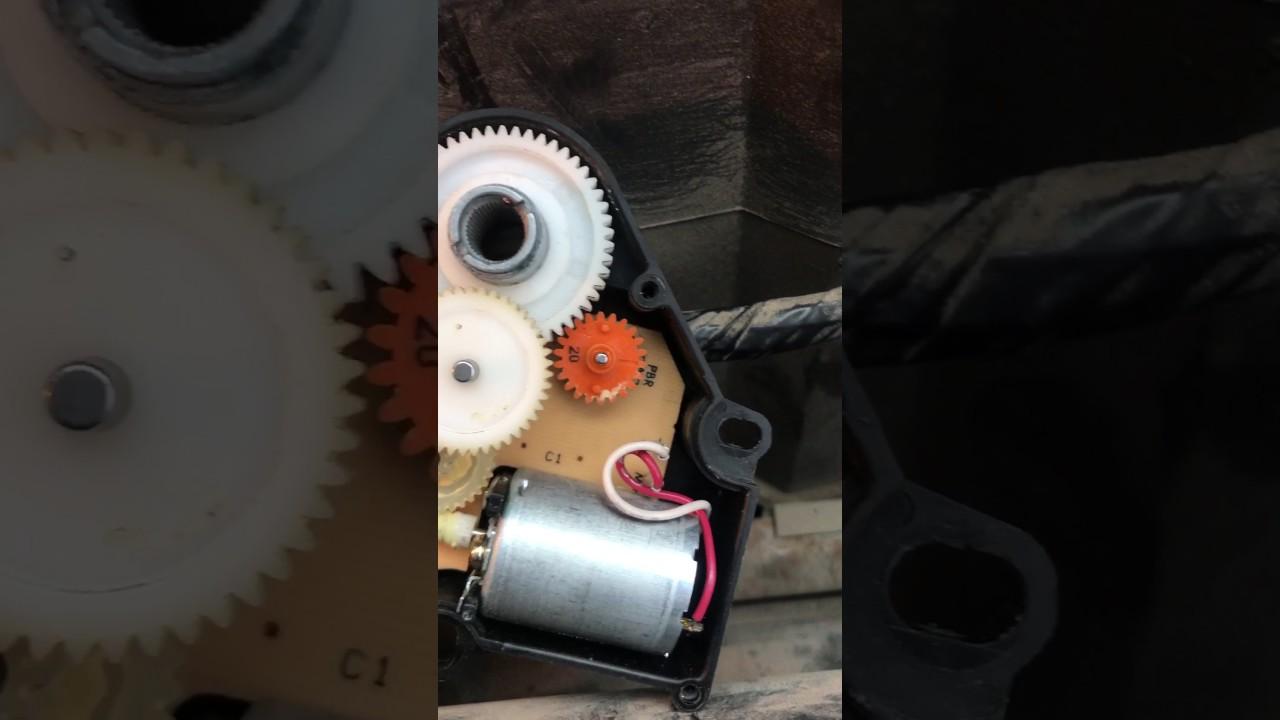 93 gmc chevy door actuator calibration