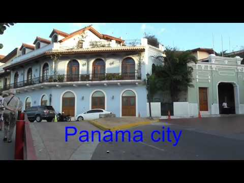 Panama (PAN2-01) Panama City et la ville coloniale