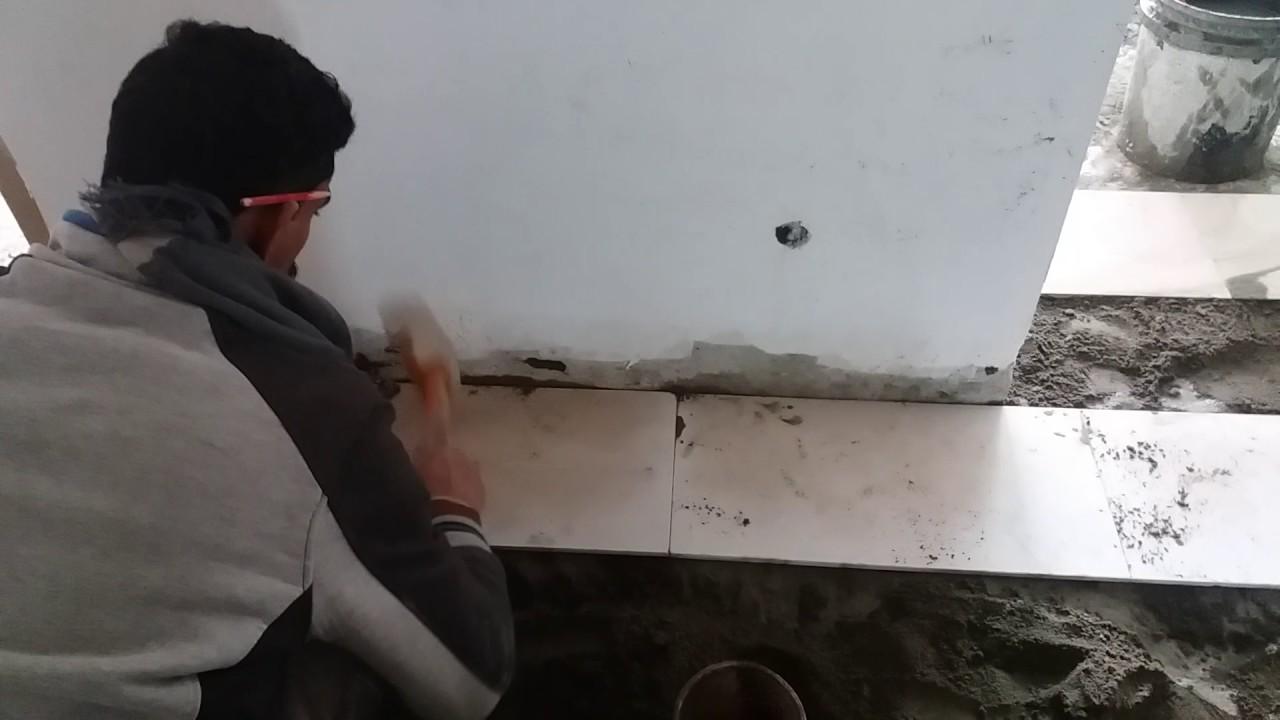 Pakistan Flooring Marble Installation Youtube