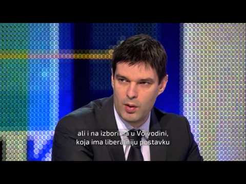 "TV Debates Balkans in Europe ""Elections in Serbia"" - Season 2, Ep.3"
