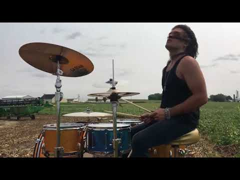 Drum Playthrough: Wayland's 'Through The Fire,' With Nigel Dupree