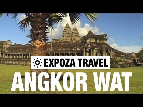 Angkor Wat (Cambodia) Vacation Travel Video Guide