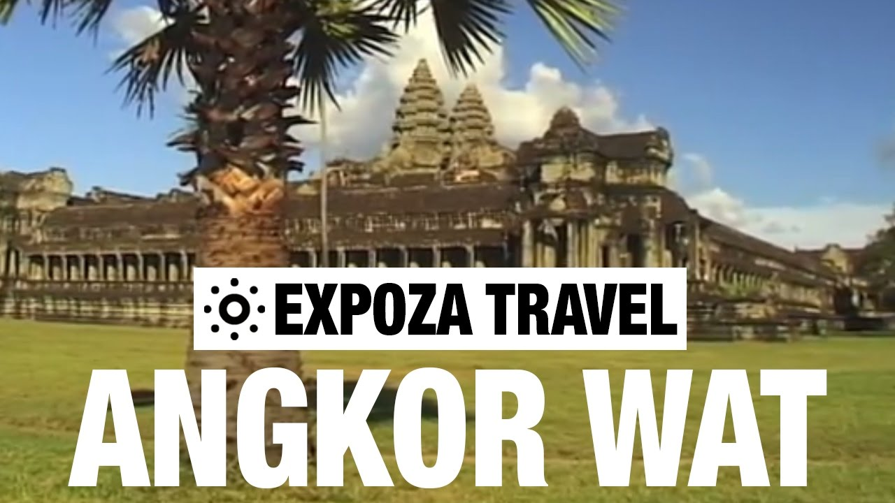 Angkor Wat (Cambodia) Vacation Travel Video Guide