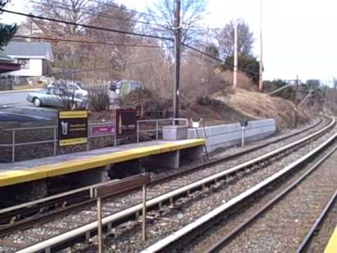 Penfield Station - Septa High Speed Line