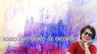 Aprenda a pintar ROSAS 02 – Pintura Célia Gaspar