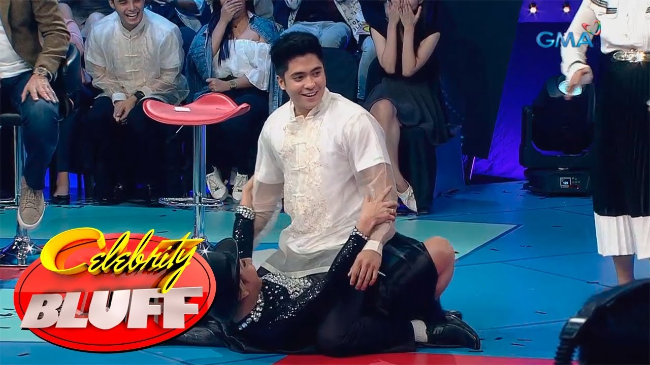 'Celebrity Bluff' Outtakes: Horse tricks by DonEkla