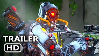 PS4 - Apex Legends: Launch Trailer (New Battle Royal 2019)