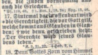 """""""Reformation"""" (Turmerlebnis) opera in one act in English (libretto & music by Johann Kim)"""