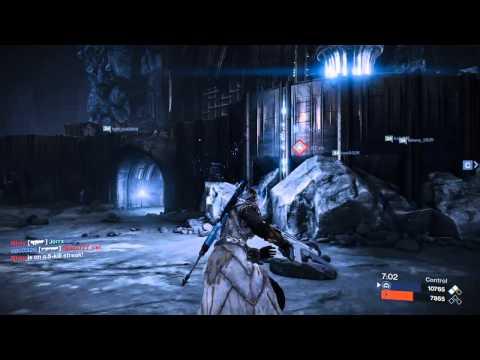 Destiny Crucible: Monte Carlo Warlock Build