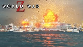 WORLD WAR Z All Endings - World War Z Game Ending
