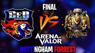 Alliance (PER) vs GeO eSports (BRA)! Arena of Valor Final