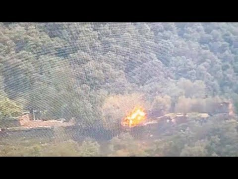 Pakistan Army kills four Indian troops, destroys two posts