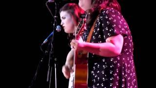 "The Secret Sisters ""Your Cheatin Heart"" Hank Williams Ft. Smith AR 07 Dec 2010 720p HD"