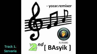 yozar remixer 2nd Album - 2nd BAsyiK
