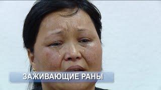 В Бишкеке впервые наградили медалью «Эрктуу айым» женщин, вышедших из кризисной ситуации
