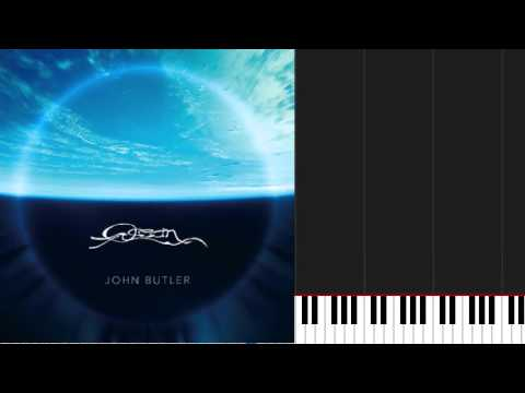 How to play Ocean by The John Butler Trio on Piano Sheet Music