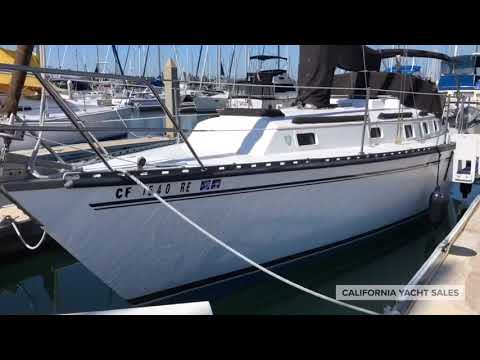 1985-endeavour-33-sailboat-walkthrough---california-yacht-sales