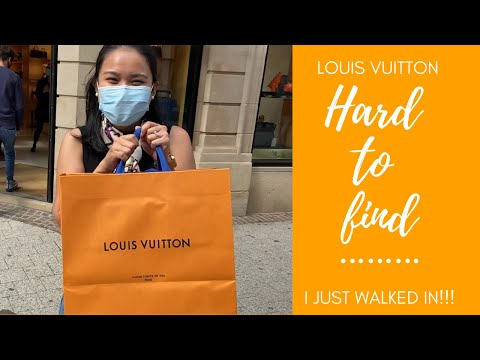 SCORED A HARD TO FIND ITEM FROM THE LOUIS VUITTON STORE   BONUS! Louboutin And Chanel SALES!