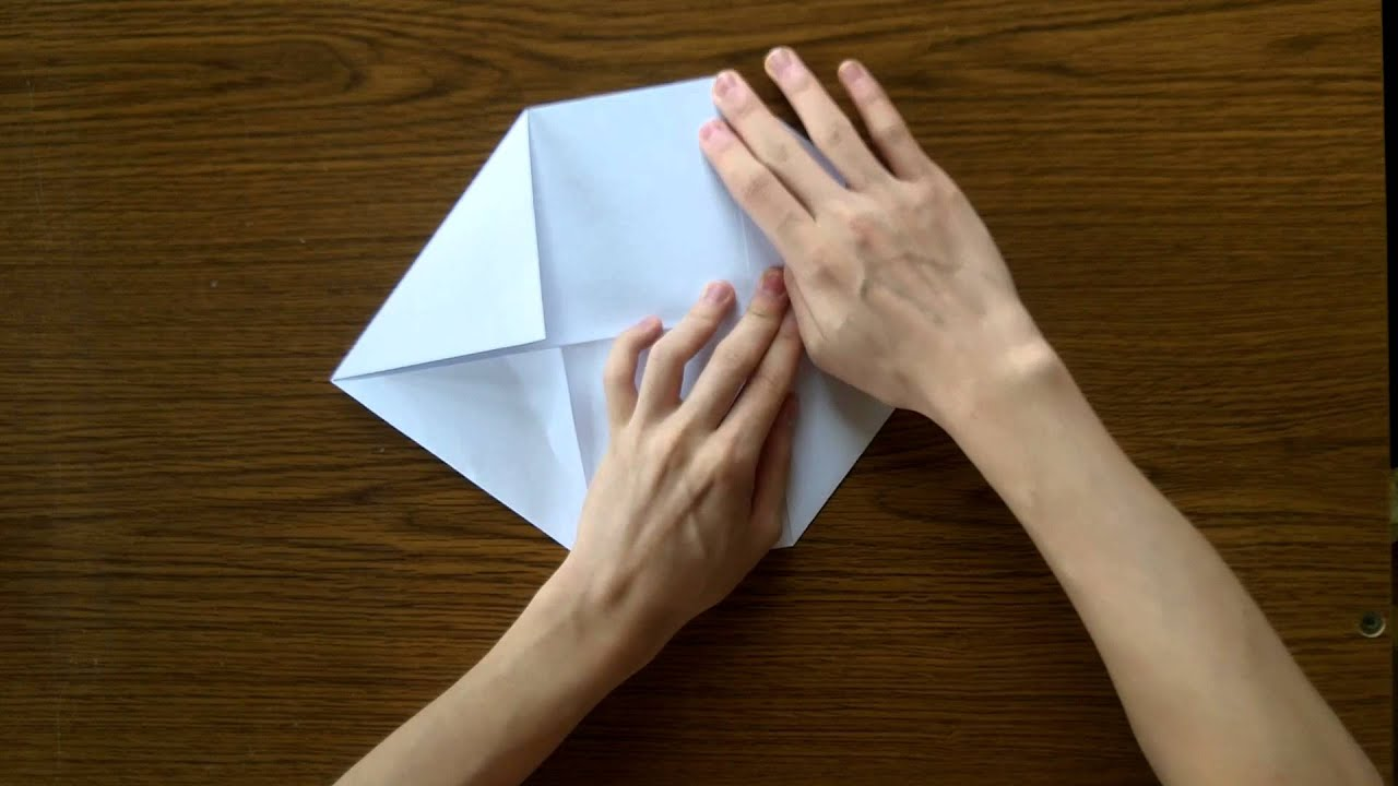 How to make a paper banger youtube how to make a paper banger andy origami jeuxipadfo Image collections