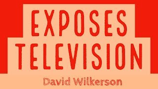 David Wilkerson Exposes Television (Sermon Jam) | The Angel with a Strong Voice