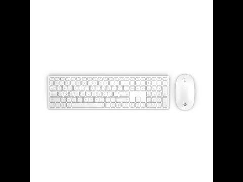 Беспроводная клавиатура и мышь HP Pavilion 800 White (4CF00AA) в Баку / Bakida