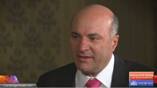 kevin o leary on why growth isn t in the west anymore