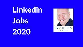 Linkedin Jobs 2020