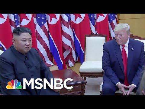 President Donald Trump Talks Big Foreign Policy Game, But Yields No Results | Velshi & Ruhle | MSNBC