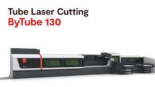 Bystronic Tube Processing: ByTube 130 (English)