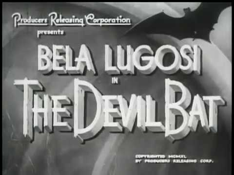 Devil Bat - Full Movie (1940)