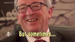 """Jean-Claude Juncker ►- """"Er will doch nur spielen"""""""