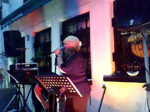 Brendan Trainor And J In Whites Tavern Belfast