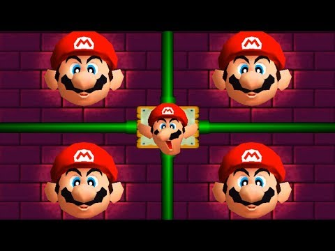 Mario Party 2 - All Mini Games