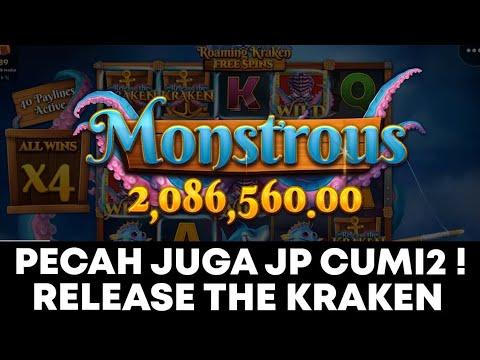 🔴test-slot-gurita-gampang-banget-jackpot!-slot-release-the-kraken-pragmatic-play-online-indonesia