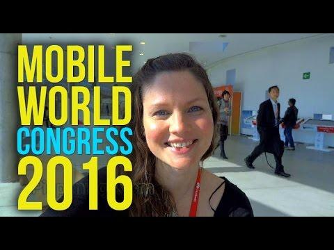 Mobile World Congress 2016, Barcelona Spain