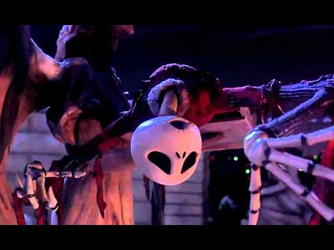 The Nightmare Before Christmas - Poor Jack HQ