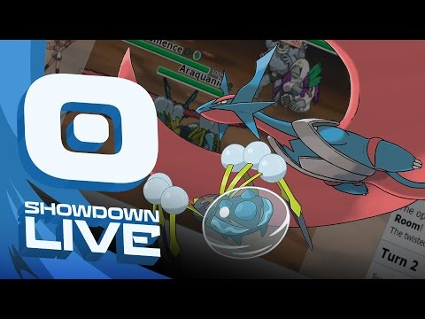 Pokemon Sun and Moon! Doubles OU Showdown Live w/PokeaimMD, Gator, PK & Moet!