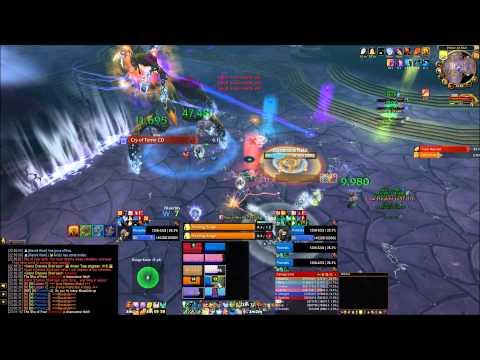 Evoke vs. Grand Empress Shek'zeer 10 HC, resto shaman POV