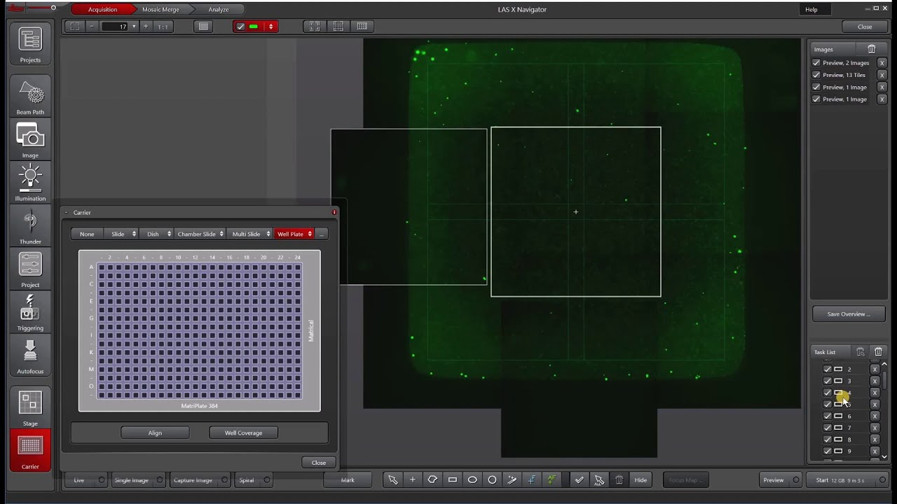 Leica Las X Navigator Multiwell Youtube