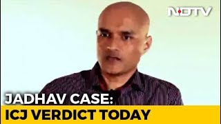 World Court To Pronounce Verdict In Kulbhushan Jadhav Case Today