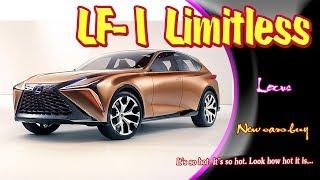 2020 Lexus LF-1 Limitless | 2020 Lexus LF-1 Limitless concept | 2020 Lexus LF-1 Limitless SUV